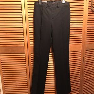 Banana Republic Black Martin Fit Pants